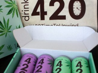 Drink 420 – CBD Infused Drink Review