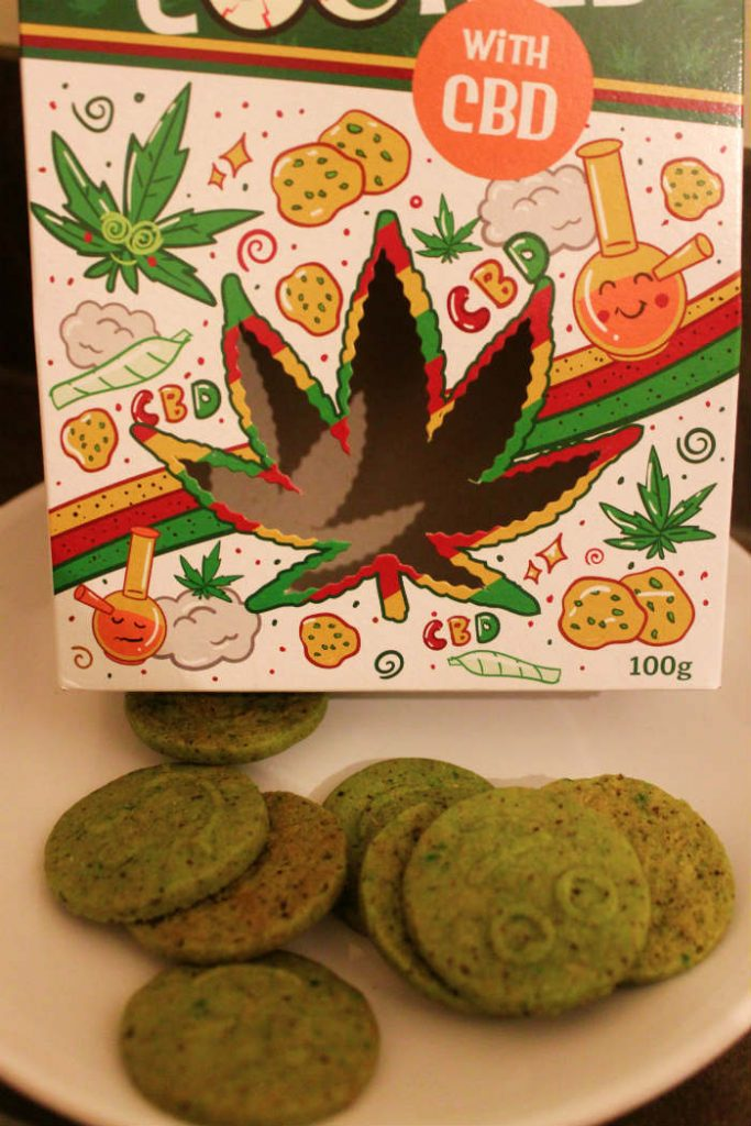 Euphoria High Cannabis Cookies With CBD Review