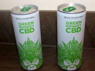 Green Monkey CBD Drink Review