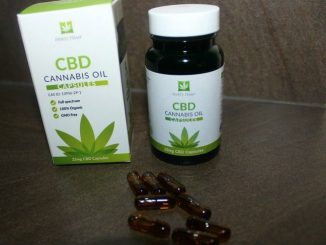 Herts Hemp Organic 25mg CBD Oil Capsules Review