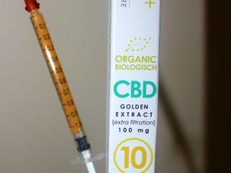 Phyto+ Organic 10% Golden CBD Broad Spectrum Extract