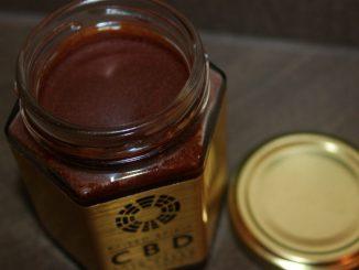 Raised Spirit Organic CBD Coconut Oil CACAO Review