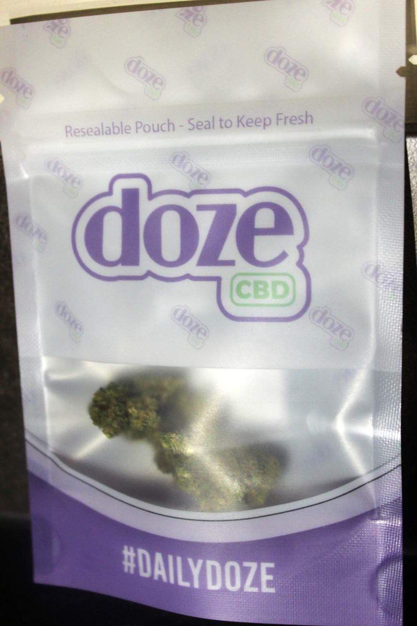 dozeCBD – Strawberry Diesel 16.17% CBD Flower Review