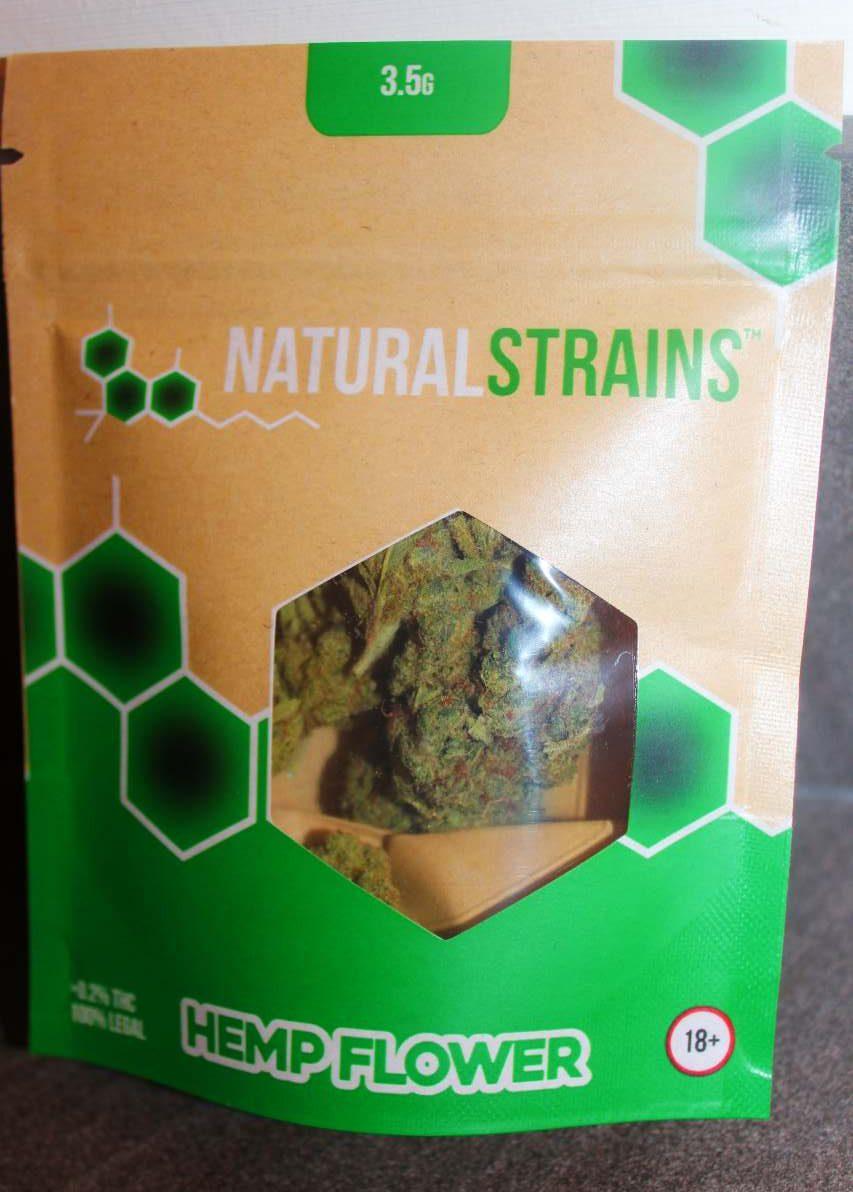 Natural Strains – Stardawg 15.8% CBD Flower Review