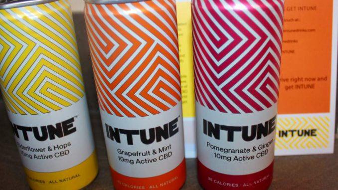 INTUNE CBD Drinks Review