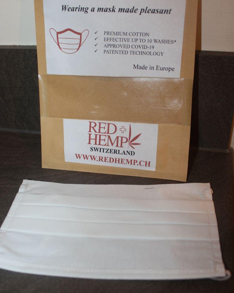RedHemp Switzerland – CBD Relax Mask Review