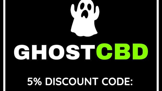 Ghost CBD Discount Code