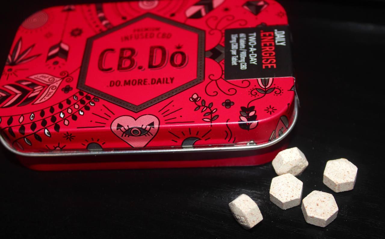 CB.Do Energise CBD Oil Tablets Review