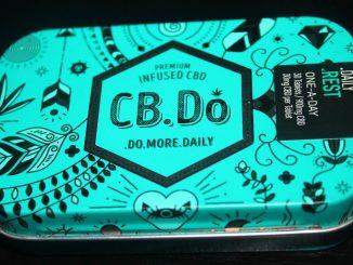 CB.Do – Rest CBD Oil Tablets Review